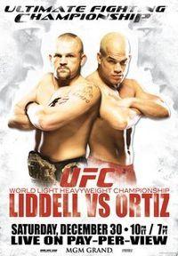UFC 66: Liddell vs. Ortiz.