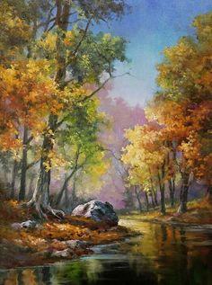 Artist : Robert Woods