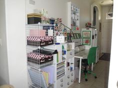 My craft area