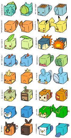 Pokemon Cube