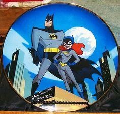 D.C. Comics Batgirl Special Edition Collectors Plate 6 OF 2500 @ ditwtexas.webstoreplace.com