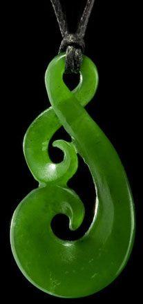 Jade Maori Twist