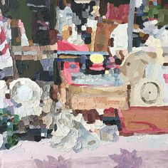 Buy original oil on canvas works of art Lightbox, Australian Artists, Painters, Still Life, Oil On Canvas, Contemporary, Painted Canvas, Oil Paintings, Light Table