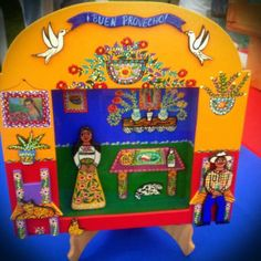 Last day of an incredible folk & indigenous art show in Mexico. (@ Club De Yates De Chapala)  #FeriaMaestrosDelArte 2013