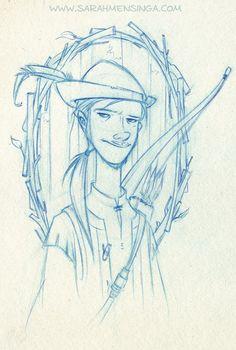 Sarah's Sketches