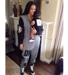 Celebrity family photos on Instagram