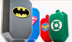 """Children's Cancer Center Rebrands Chemotherapy As """"Superformula""""  Covers for intravenous bags were constructed based on characters from the Justice League, creating…a child-friendly version of the treatment. (The) experience went far beyond the covers by also providing a new look to the entire Children's Ward: the game room was turned into the Hall of Justice, corridors and doors were decorated in the same theme, and the exterior acquired an exclusive entrance for these little heroes."""