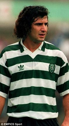 Hall fame: Luis Figo is another graduate of Sporting Lisbon Best Football Players, Good Soccer Players, World Football, Football Soccer, Football Shirts, Portugal Soccer, Real Madrid, Sport C, Legends Football