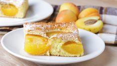 Hrnčeková marhuľová bublanina | Recepty.sk Baked Goods, Sweet Recipes, French Toast, Deserts, Food And Drink, Cheesecake, Sweets, Baking, Breakfast