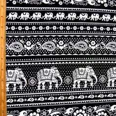 Asian Indian Tribal Elephant Leggings in Teen to by Gogreenstyle
