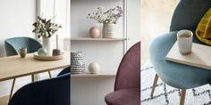 Søstrene Grene doet het: fluwelen stoelen voor weinig