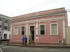 São João da Boa Vista (SP) - Museu de Ensino e História Dr. Armando de Salles Oliveira