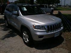 STK#BC71600A- 2011 JEEP GRAND CHEROKEE LAREDO w 30K miles LOADED. $31,995. Call me at 817-919-4024