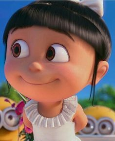 Best agnes images on agnes despicable me, funny Cute Cartoon Pictures, Cute Cartoon Girl, Cartoon Pics, Disney Pictures, Funny Iphone Wallpaper, Cute Disney Wallpaper, Cute Cartoon Wallpapers, I Wallpaper, Minion Wallpaper