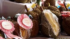 Three Awesome Durian Festivals in Thailand