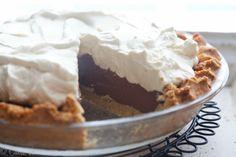 Chocolate Pudding Pie (Grain-Free, Paleo)