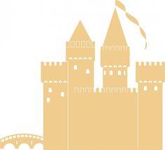 muursticker kinderkamer kasteel 03