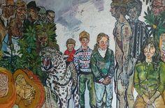 John Bratby - Jerwood Gallery