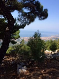 Ida mountaıns with great views