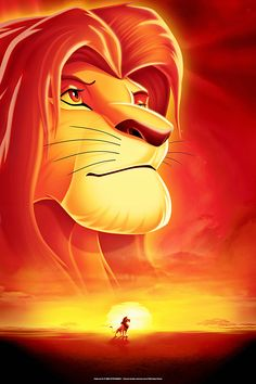 """Walt Disney Posters - The Lion King. Walt Disney Poster of Simba from """"The Lion King"""" (1994). HD Wallpaper and background images in the Walt Disney ..."""