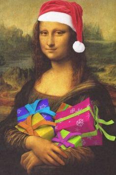 Merry Christmas Mona