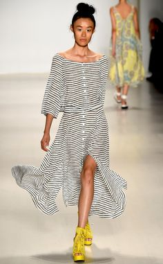 Reem Acra from Best Looks From New York Fashion Week Spring 2015 | E! Online