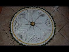 Toalha de mesa Pipoca com Trança - YouTube