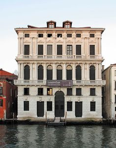 Chuck Chewning, Creative Director at Donghia, finds great inspiration in Venice.  The Ca'Corner della Regina is located on the Grand Canal and spotlights Italy's historic architecture.
