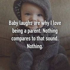 Whisper App. Confessions on the best things about being a parent.