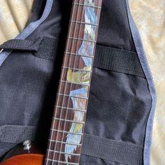 Eagle Les Paul Sunburst | Cyril's Basement | Reverb Guitar Inlay, Carbon Offset, Les Paul, Basement, Eagle, Root Cellar, Basements
