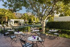 Travel To Leeu Estates in Franschhoek, South Africa ⋆ Beverly Hills Magazine Four Rooms, Hotel Lounge, Treatment Rooms, Entrance Gates, Reception Areas, Luxury Real Estate, Beautiful Gardens, Beverly Hills, South Africa