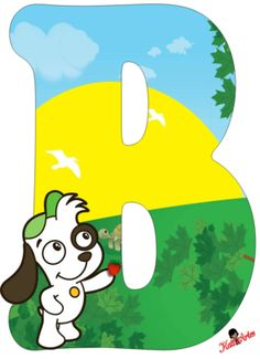 Z - Minus Doki, Abc For Kids, Dog Boarding, Letters And Numbers, Banner, Blog, Teaching, Fictional Characters, Alphabet Letters