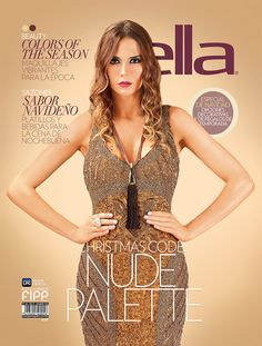Revista Ella diciembre 2016 Christmas Eve, December, Seasons