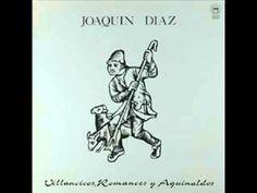 Joaquín Díaz 1989 - Villancicos, romances y aguinaldos