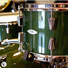 Another C&C sold in Sydney.. This beautiful C&C in Caddy Green didn't last long those maple gum shells have tone for days. We're taking C&C kit orders now what series is yours going to be?