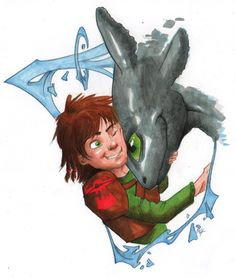 Dragon's Love by Makowh.deviantart.com on @deviantART