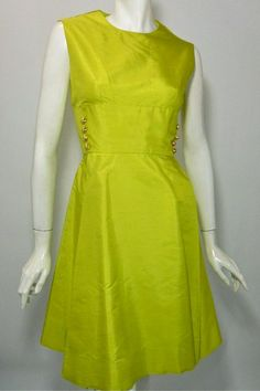 I think Peggy wore something just like this on Mad Men... with fabulous matching shoes