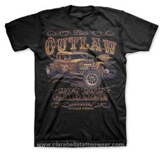 Outlaw Hotrod Garage Stolen Parts Men T-Shirt (Black)  Outlaw Hotrod Garage Stolen Parts Men T-Shirt (Black)     The best outfit booster for YOU hotrod fans! This stunning genuine car printed in vintage inspired.   Available in various sizes(cm):     Price: €24.95  http://www.clarabellatattoowear.com/men/t-shirts/hotrod/outlaw-hotrod-garage-stolen-parts-men-t-shirt-black/   Do you love promos? Don't miss out! Get YOUR sweet 15% discount code: http://eepurl.com/boSy7H
