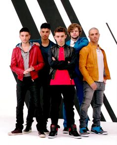 The Wanted on The Wanted Life great show can't wait for tonight!!!!!!!!!
