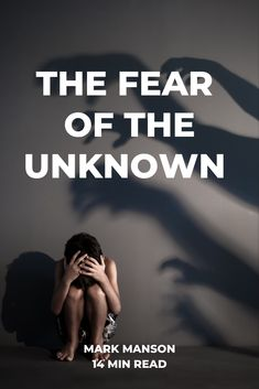 Most people can't just sit with uncertainty, with not knowing what will happen. And this fear of the unknown makes us do some strange things. #markmanson #fear #psychology #selfhelp #fearoftheunknown #lifeexperiences #thetruth #progress #life #motivation Fear Of The Unknown, Obsessive Compulsive Disorder, Truth Of Life, Self Discipline, Strange Things, Anxiety Disorder, Self Improvement Tips, Life Motivation, Self Help