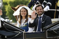 """Royaltyspeaking on Twitter: """"The Swedish royal family attended the annual National Day celebrations in Stockholm"""