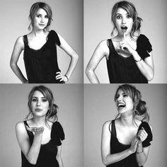 Emma Roberts ~ she's so cute