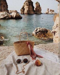 A beautiful view - Summer Vibes Summer Vibes, Summer Beach, Beach Bum, Beach Please, European Summer, Italian Summer, Image Clipart, Summer Aesthetic, Photo Instagram