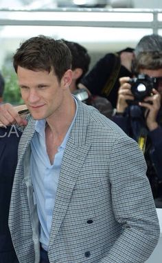 Matt at Cannes. Because ❤️ a Doctor a Day