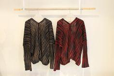 La Boutique Extraordinaire - Mode et Œuvres d'art textiles - 67, rue Charlot à PARIS ( FRANCE) - Autumn/Winter 2013/14 collections Kim Bernardin - Wool & Cotton jumpers