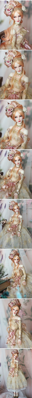 * Специальный мяч сочлененной кукла для вас, SOULDOLL * Ball Jointed Dolls, Pretty Dolls, Beautiful Dolls, Ooak Dolls, Barbie Dolls, Creepy, Marionette, Doll Shop, Doll Repaint