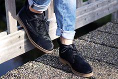 Fashion Attacks Invito furry desert boots 3 ways to wear