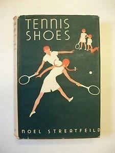 Tennis shoes via @IMargolius