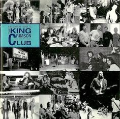 """King Crimson """"A Beginners' Guide To The King Crimson Collectors' Club"""" DGM0008 - Collectors' Club"""