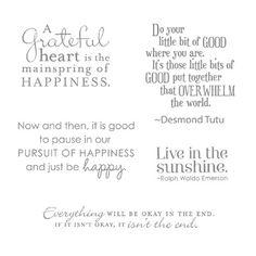 card sayings